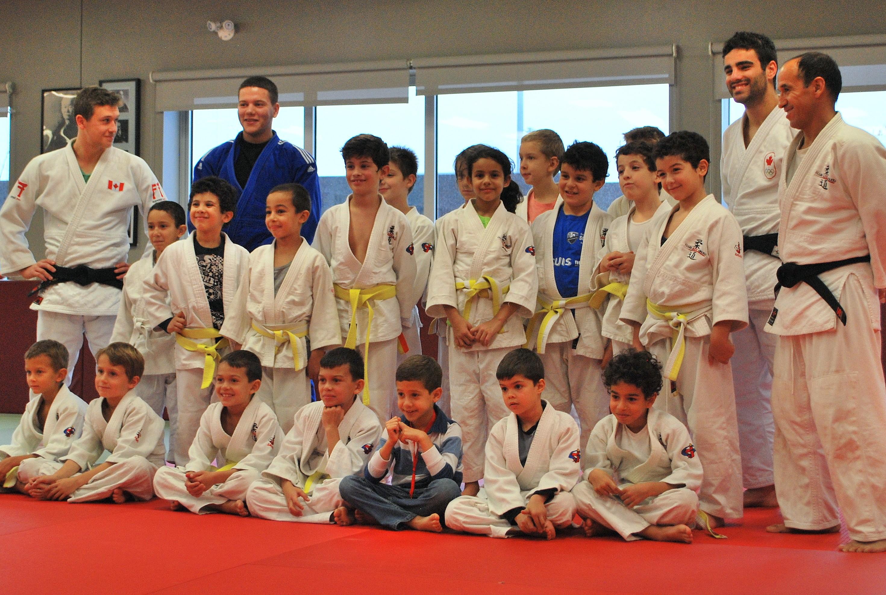 club de judo shidokan
